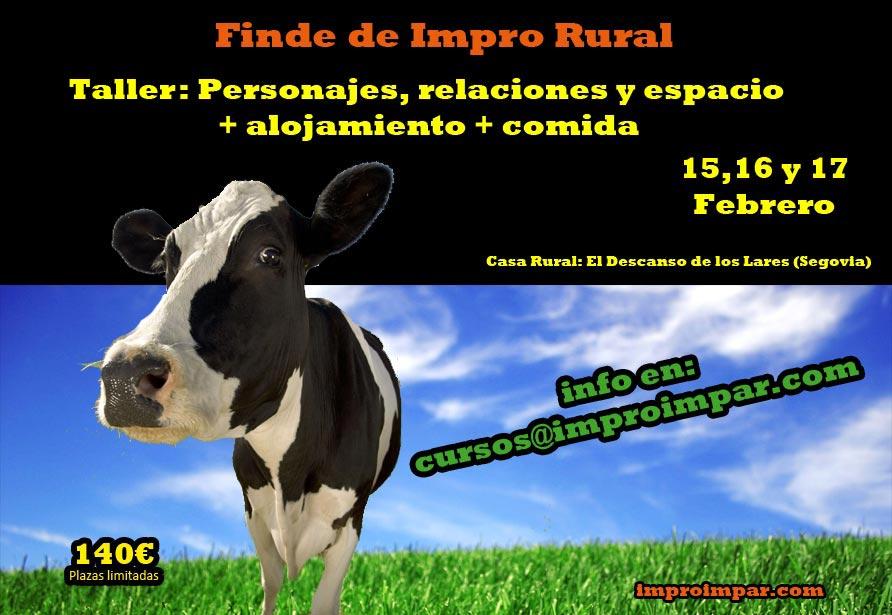 ImproRural 15, 16 y 17 Febrero