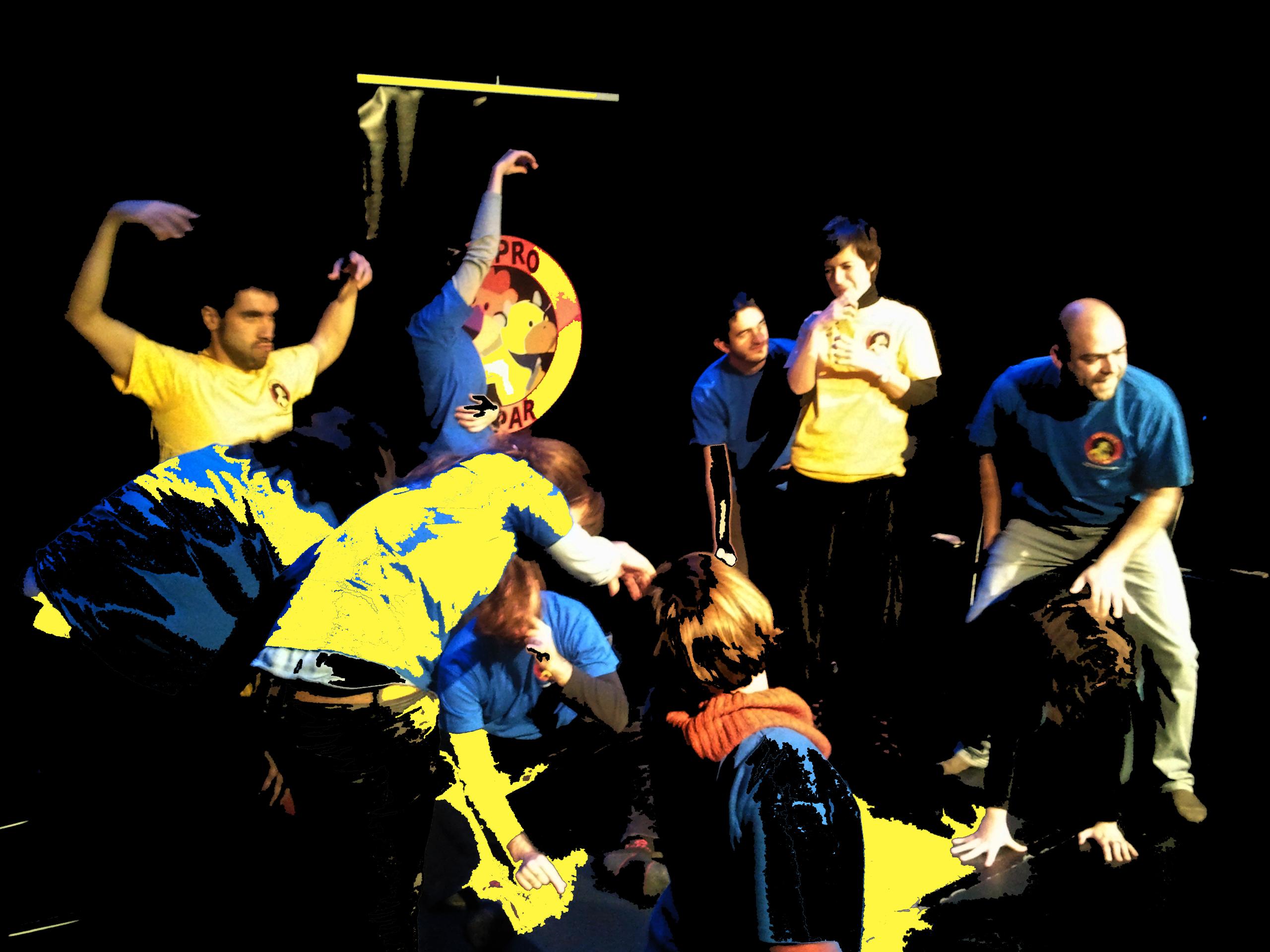 Curso de Iniciación en Berlín Teatro