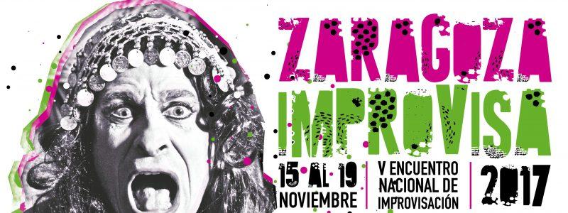 Nos vamos al festival Zaragoza Improvisa