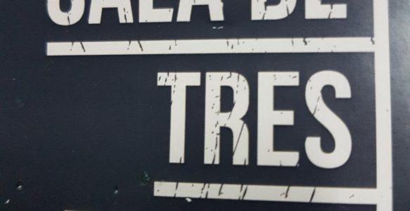 VOLVEMOS A SALA DE TRES (Santander)
