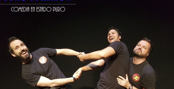 IMPRO IMPAR SHOW  en SOHO CLUB 9 MARZO