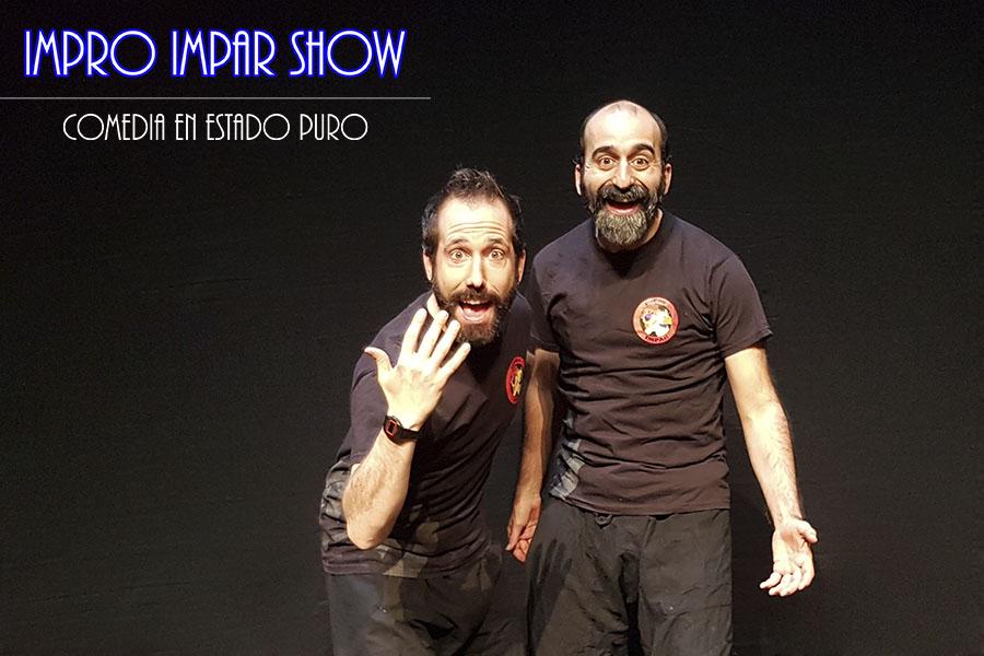 5 ABRIL  Impro Impar show