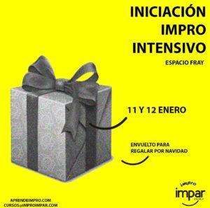 Intensivo Iniciación a la impro (11-12 enero 2020)