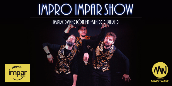 Este domingo, impro solidaria con la Fundación Mary Ward