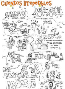 Cuentos Irrepetibles: La aventura de Arnesto
