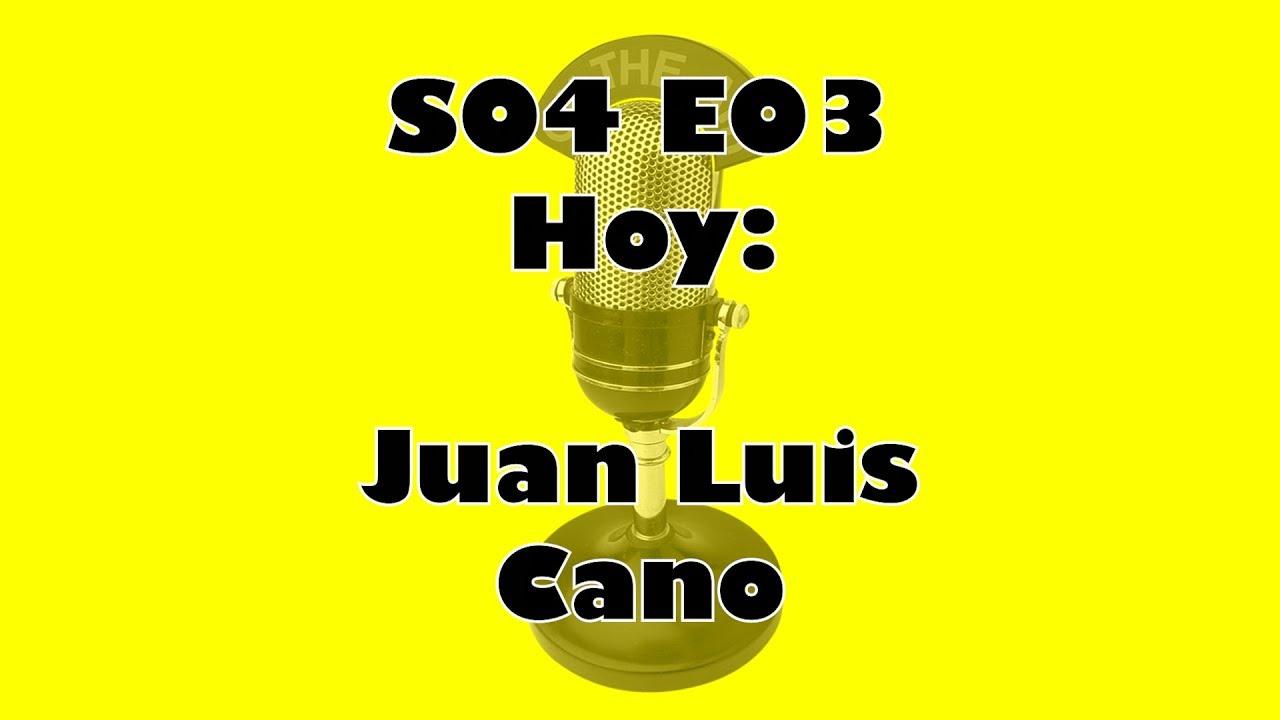 El Programa por Hacer 4×03: Juan Luis Cano