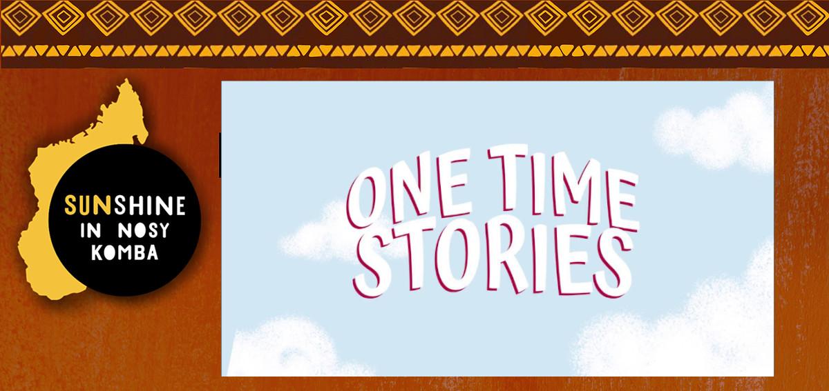 One Time Stories, espectáculo solidario infantil a favor de Sunshine in Nosy Komba