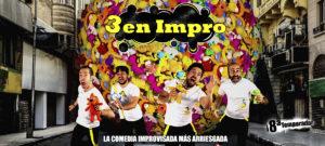 3 en Impro - 8ª temporada