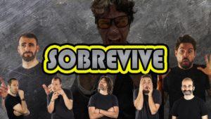 Sobrevive, show de impro online