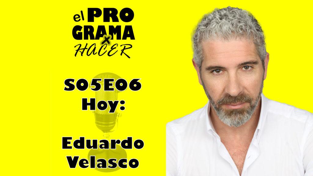 Programa Por Hacer S05E04: Fernando Albizu