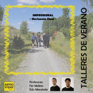 Impro Rural - julio 2021: Horizonte final